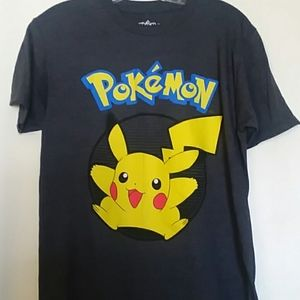 Pokemon graphic tshirt